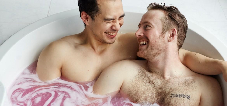 calciatori gay porno accompagnatore per coppie