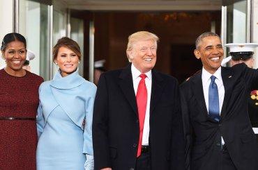 Donald Trump, inauguration day FLOP – il confronto con Barack Obama nel 2009