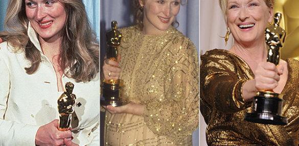 72 anni di Meryl Streep, la più grande di tutte