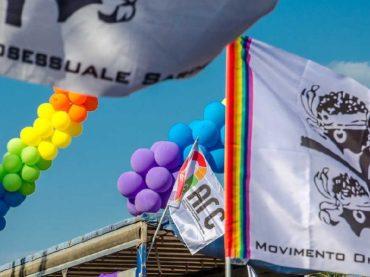 Sardegna Pride 2017 a Sassari l'8 luglio
