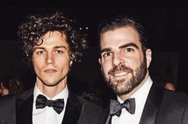 Miles McMillan, il fidanzato di Zachary Quinto nudo su Instagram – foto