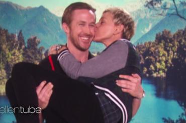 La La Land,  la parodia di Ellen DeGeneres con Ryan Gosling – video