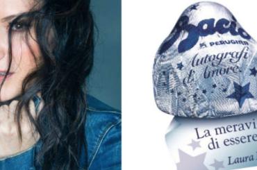 San Valentino, Laura Pausini finisce dentro i Baci Perugina
