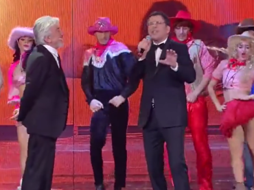 "Cavalli di Battaglia, Fabrizio Frizzi canta ""Hai un Amico in Me"" da Toy Story – video"