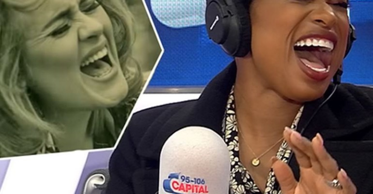 Jennifer Hudson canta ADELE – video