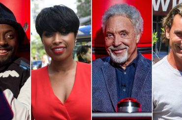 The Voice Uk, i giudici Tom Jones, will.i.am, Jennifer Hudson e Gavin Rossdale cantano Under Pressure – preview video