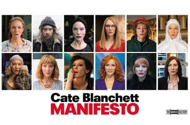 Manifesto, il trailer del film con Cate Blanchett in 13 personaggi differenti