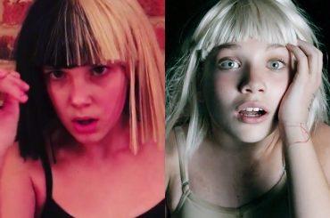 Millie Bobby Brown di Stranger Things diventa Maddie Ziegler – video