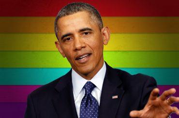 Barack Obama saluta, se ne va il Presidente USA più gay friendly di sempre