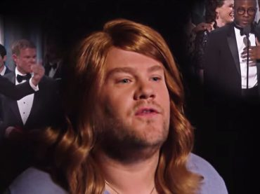 James Corden in drag nella geniale parodia di Emma Stone dopo l'epic fail agli Oscar