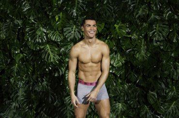 CR7, pioggia di nuovi pacchi per l'intimo di Cristiano Ronaldo – gallery