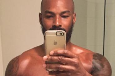 Tyson Beckford, nuova strizzata di pacco Instagram – foto