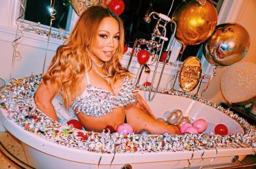Mariah Carey, San Valentino con il ballerino Bryan Tanaka – foto