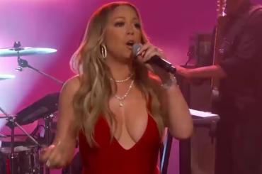 "Mariah Carey, primo 'live' con ""I Don't"" da Jimmy Kimmel – video"