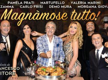 Magnamose Tutto: il Bagaglino torna su Canale 5 domenica 26 febbraio (ma in seconda serata)