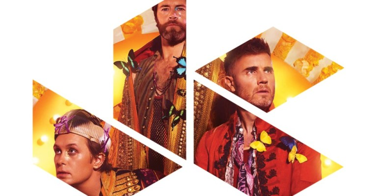 GIANTS, il ritorno dei Take That – audio