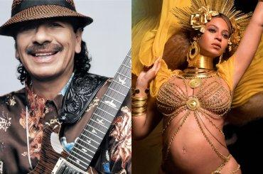 """Carlos Santana nella bufera: """"Beyoncé non è una cantante"""" – ma poi rettifica"""