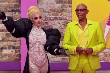 """""""RuPaul's Drag Race"""", Lady Gaga aprirà la nona stagione – video"""