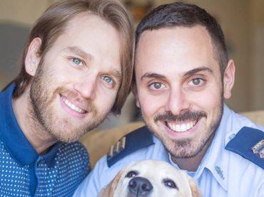 Israele, l'aviazione celebra due sposi gay per la Giornata della Famiglia