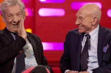Sir Patrick Stewart confessa: 'per una vita ho creduto di essere circonciso, ma mi sbagliavo!'