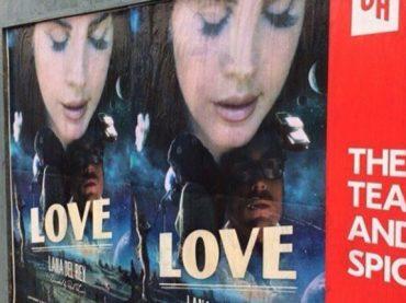 Love, primo poster per il ritorno di Lana Del Rey