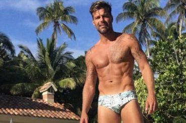Ricky Martin confessa: 'una volta sul palco mi sono pisciato addosso'