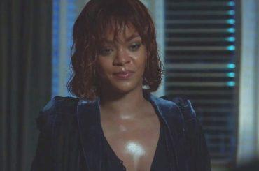 Bates Motel, Rihanna e l'iconica scena della doccia di Marion Crane nel primo spot – video