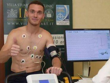 Thomas Vermaelen, chiappe all'aria negli spogliatoi prima di Inter-Roma