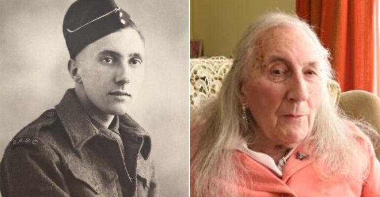 Veteranno della II° Guerra Mondiale fa coming out a 90 anni: 'sono una donna transgender' – video