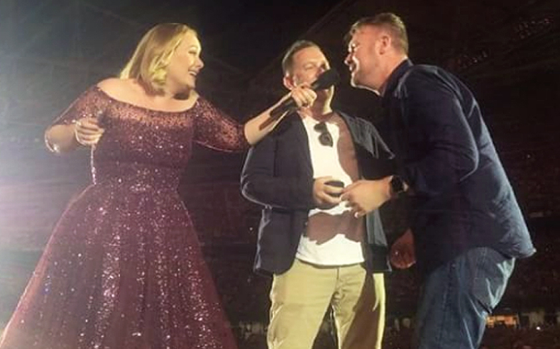 Adele-same-sex-couple-Melbourne
