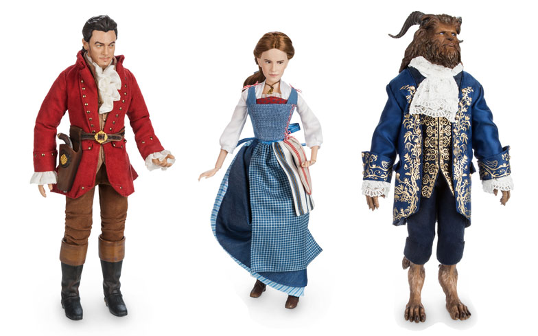Beauty-and-the-Beast-Dolls