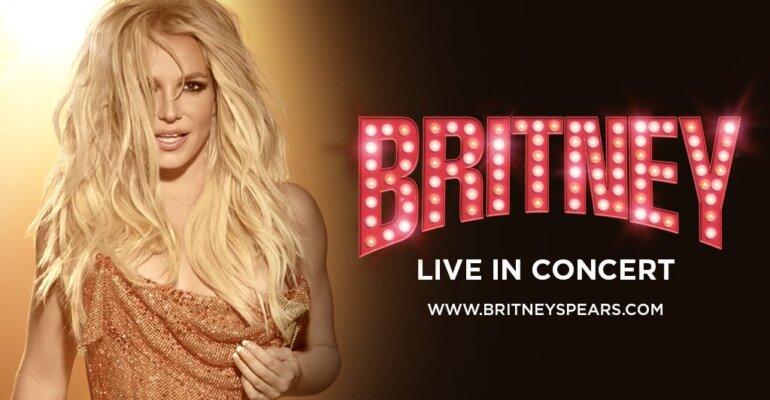 Britney Spears, ufficiale il mini-tour estivo in Europa – tappe a Londra, Parigi e Madrid