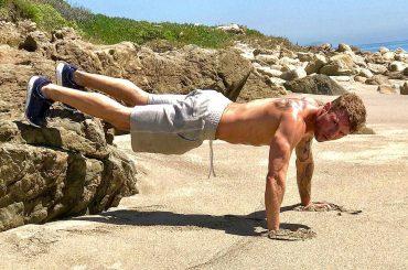 Ryan Phillippe gnocco per Men's Fitness – foto