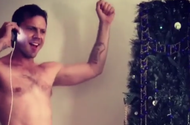 Jake Shears balla in mutande su Instagram – video