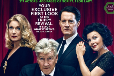 Twin Peaks 3, le pazzesce cover Entertainment Weekly  + foto inedite