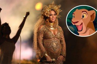 Beyoncé doppierà NALA nel live-action de Il Re Leone