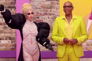 RuPaul's Drag Race 2017, Lady Gaga entra in scena come CONCORRENTE – il video