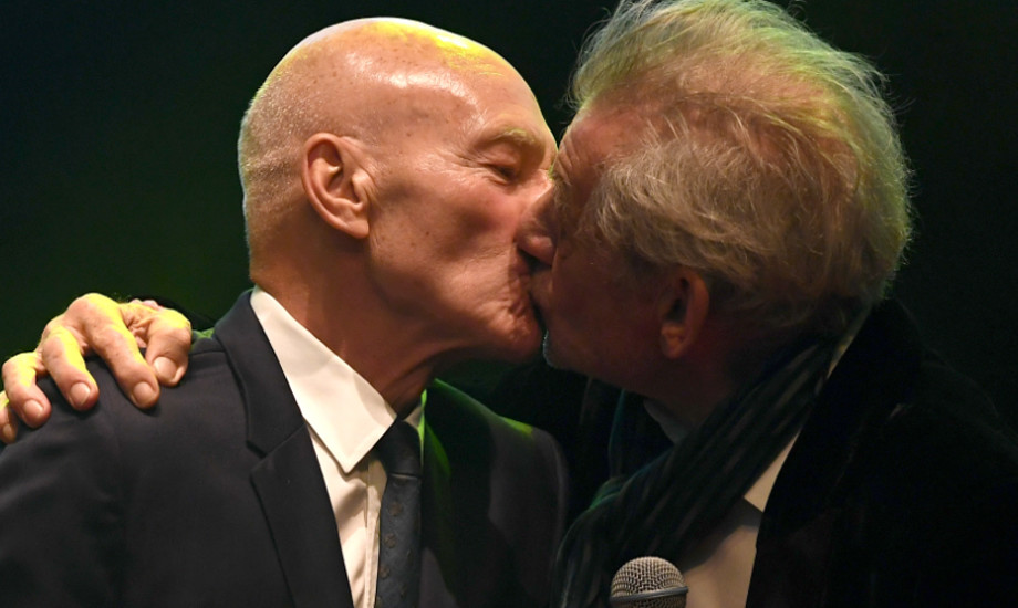 patrick stewart and ian mckellen relationship