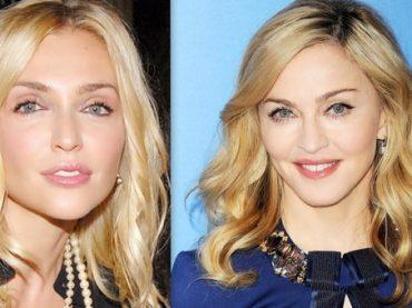 Verissimo, Paola Barale ricorda i tempi in cui faceva la sosia di Madonna: 'mia madre mi cuciva i vestiti' – video