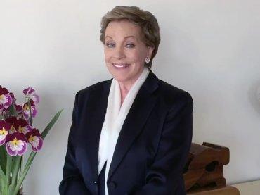 """Julie Andrews, """"nel 1965 nascosi l'Oscar in soffitta, sentivo di non essermelo meritato"""""""