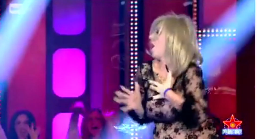 Furore, Tina Cipollari balla BAD ROMANCE di Lady Gaga