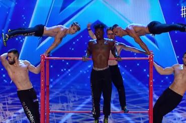 Italia's Got Talent 2017, bonazzi sul palco – video