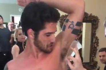 Tyler Posey, nudo Instagram – foto