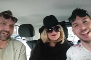 Adele, sosia in giro per Milano crea il panico (per uno scopo benefico) – video