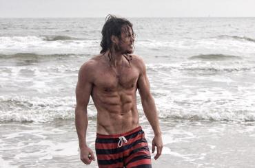 DANIEL NILSSON, il Bonus di Avanti Un Altro sempre più bono – foto Instagram