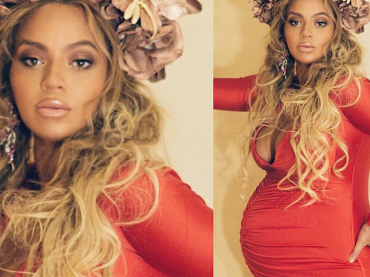 Beyoncè, pancione record al Wearable Art Gala