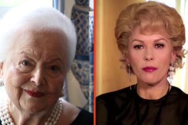 Feud, la VERA Olivia de Havilland non conosce la serie: 'non ricordo nulla degli Oscar del 1963'