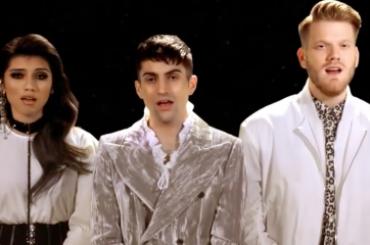 Pentatonix  cantano Elvis, ecco Can't Help Falling In Love – video