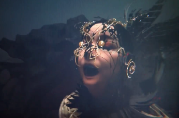 'Notget', nuovo video di BJORK