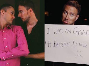 5 film romantici riletti in chiave GAY – l'esilarante video